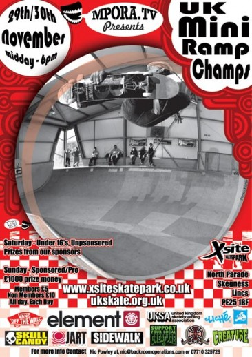UK Mini Ramp Champs
