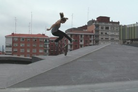 First ever female skate pro tour in Spain!
