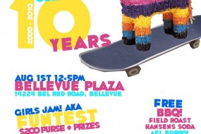 Skate Like A Girl Turns 10!!