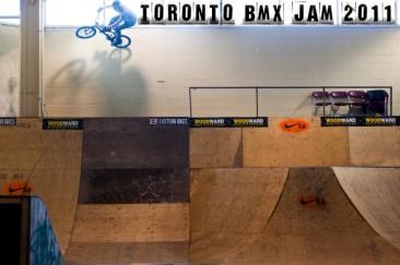 Toronto BMX Jam 2011