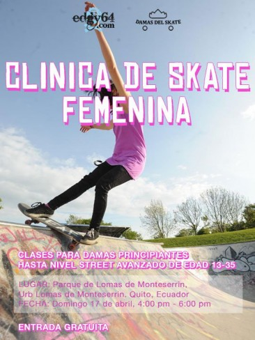 Introducing: Damas del Skate