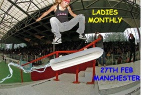 The FIRST of Ladies Monthly!