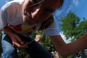 Emma Lindgren, a winner!
