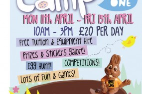 Easter Skate Camp @ Unit One Skatepark