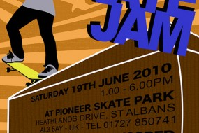 The UK Girl Skate Jam…