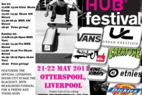 Hub Festival – Girls Comp