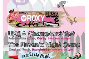 Ladies Skate Series UK