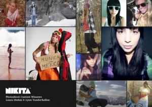 Nikita Photoshoot Contest Winners