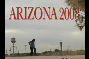 Arizona Roadtrip footage
