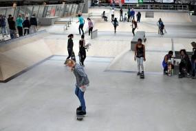 Review: Girls Skate Session Skatepark Amsterdam