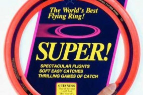 Auction Items: Aerobie Pro flying ring