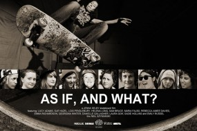 "Out Now! ""As If And What?"""