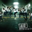 """""""Not only for…"""" ALIS skate gear ad"""