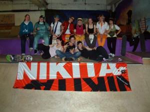 Boardroom Girls Skate Jam 2007