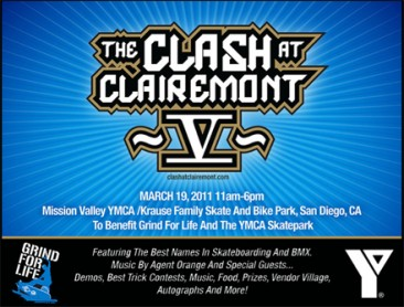 Clash at Clairemont V
