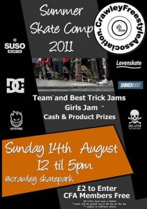 Crawley Skate Jam