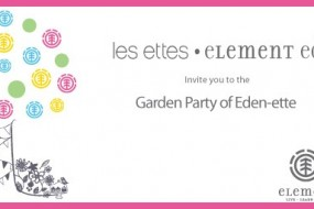 Garden Party of Eden-ette