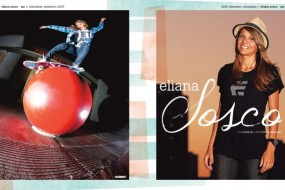 Eliana in TriboSkateboard Mag