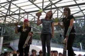 Ianire Elorriaga Wins Again at European Skateboard Championships