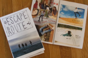 Escape Route Zine 1