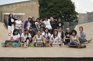 St Albans Girl Skate Jam UK 07
