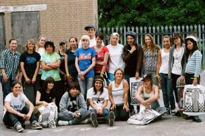 Girl Skate Jam UK 2008