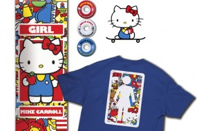 Spotted: Hello Kitty Pro Deck
