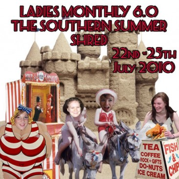 Ladies Monthly 6.0 – Southern Shred!