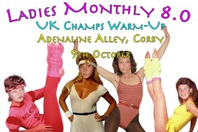 Ladies Monthly 8.0 Today!