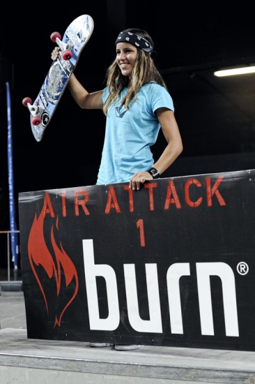 Air Attack 2011 Results