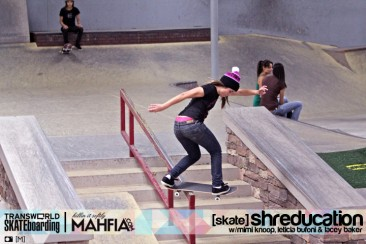 Shreducation with Mahfia