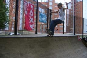 Summer Skate Camps