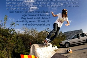 Malmo Skate Camp