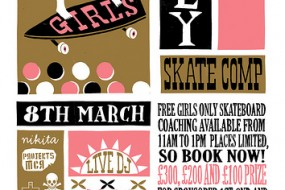 Girls Only Skate Comp (Manchester)