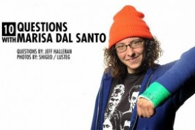 10 questions with Marisa Dal Santo