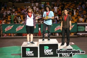 Boston Dew Tour photo's