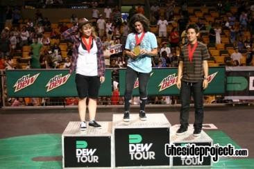 Boston Dew Tour photo's