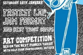 Pioneer New Year Jam: Girls Comp