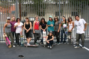 Girls Session at The Berrics!