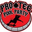 Cara-Beth in Pro Tec Pool Party