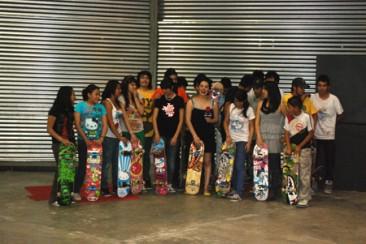 Puebla Skate Clinic