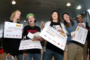Push, the Etnies Girl Jam Hits Munich