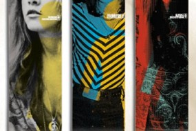 70′s Rock Chick Skateboards