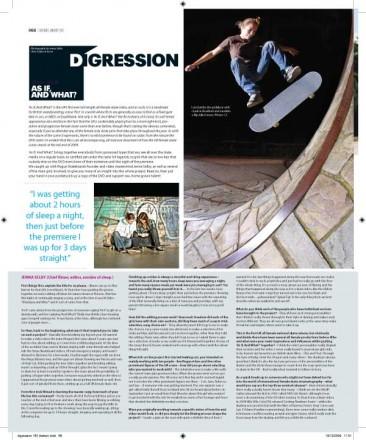 Sidewalk Magazine Coverage