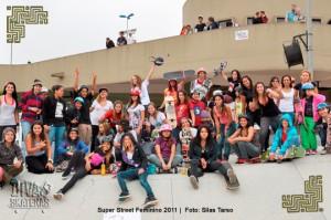 Womens Super Street 2011