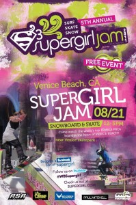 5th Supergirl Jam
