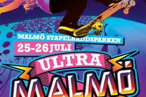 Lucy Adams Wins Malmo Mini Ramp Comp