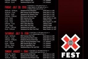X Games 16 Video + Schedule