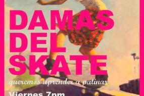 Damas Del Skate TGIF Sessions