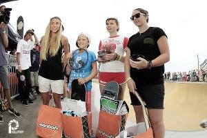 Winners Australian Bowl Riders Championships 2012